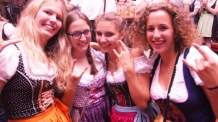 Oktoberfest Langenenslingen 2014